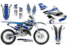 AMR Racing Yamaha YZ 125/250 Graphic Number Plate Kit MX Bike Decals 2015 TECK U