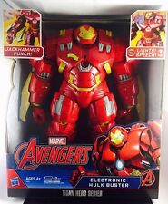 Marvel Avengers Electronic Hulk Buster Titan Hero Series Brand New In Box