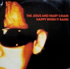 """Jesus And The Mary Chain Happy When it Rains Uk 12"""""""