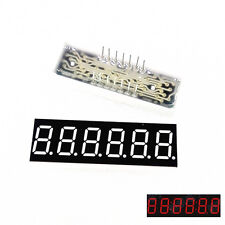 "1Pcs 0.36inch 7 Segment 6 Digit Common Cathode 0.36"" RED LED digital Display"