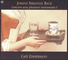 Bach: Concerts avec plusieurs instruments, Vol. 1, New Music