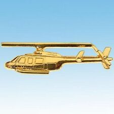 Pin's Helicopter Bell 206 Long Jet Ranger