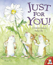Just for You!, Leeson, Christine, New Book