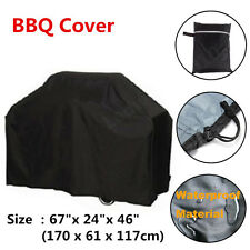 BBQ Cover Waterproof Garden Patio Gas Dust Rain Grill Housses Protector Barbecue