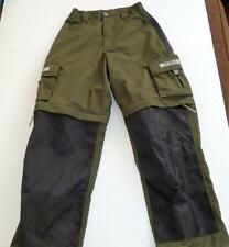 RAVEN MENS CONVERTABLE PANTS SHORTS PAINTBALL SIZE 28 INSEAM 30 MINT WORN 1X