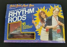 Rhythm Rods, Electronic Drums & Amp, Playtime, Solid Gold Rock Star, #1366