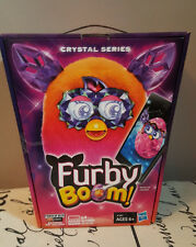 Furby Boom Crystal Series Furby Orange to Pink - Hasbro - NIB - Multiple Devices