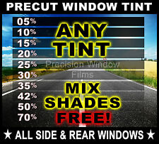 PreCut All Sides & Rears Window Film Any Tint Shade for Chevy Trucks 2007-2016