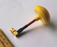 Moy Mushroom Antenna / Aerial FPV 5.8G SMA right angle for TX or RX video