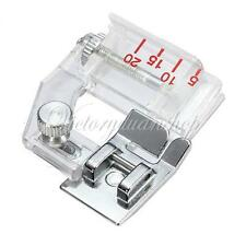 Adjustable Bias Binder Foot For Brother Singer Janome Sewing Machine Tool