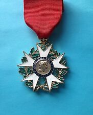 FRENCH LEGION OF HONOUR MEDAL