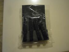 New ! 4 Counts Mini Wood Clips Black Color