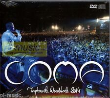= COMA  - Przystanek Woodstock 2014 live /DVD + 2 CD sealed from Poland