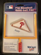 New Unopened WinCraft Sports Fiki Baseball Phillies Table Top Finger Football