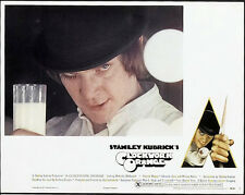 A CLOCKWORK ORANGE * CineMasterpieces ORIGINAL MOVIE POSTER LOBBY CARD SET 1972