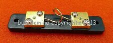 Shunt Resistor (5A 75Mv) (FOR DC Current Meter Amp Analog Voltmeter Ammeter)