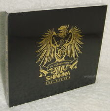 K-POP Shinhwa Vol. 10 The Return Taiwan Ltd CD+DVD