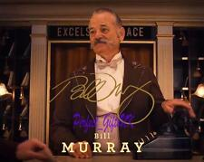 Bill Murray The Grand Budapest Hotel SIGNED AUTOGRAPHED 10X8 REPRO PHOTO
