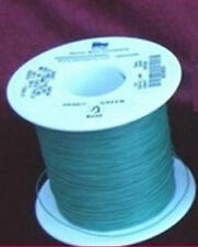 4 Metres of Green Silver-Plated 7 Strand Tone Arrm Tonearm Wire for Rewiring