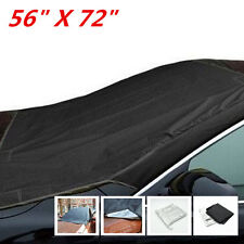 Car Pickup Windshield Cover Snow Prevent Ice Frost Protector Shield Magnet Tarp