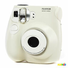 Fujifilm Instax Mini 7s Instant Camera with 60mm Lens ‑White Instant-Film Camera