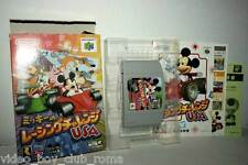 MICKEY NO RACING CHALLENGE USA GIOCO USATO NINTENDO 64 N64 ED JAPAN NTSC/J 37488