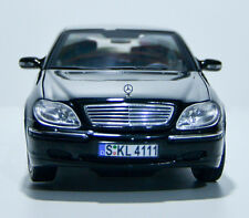 Sunstar Mercedes Benz S Class Pullman diecast car 1/18 NIB Model 4111