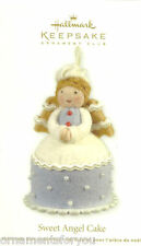 Hallmark 2012 Sweet Angel Cake KOC club Ornament