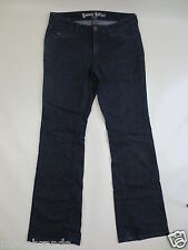 Schlagjeans Jeans Tommy HILFIGER bootcut  Stretchjeans ca 38 31 dark blue  /IL66