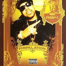 Pimpalation [PA] by Pimp C (CD, Jul-2006, Rap-A-Lot)