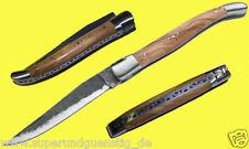 Laguiole couteau de poche couteau pliant couteau de travail manuel robert David Olive 01rd003
