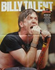 Billy Talent   /  Blind Guardian  __  1 Poster / Plakat   __   45 cm x 58 cm