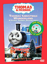 Thomas the Tank Engine and Friends - Thomas' Christmas Wonderland (With Bonus CD