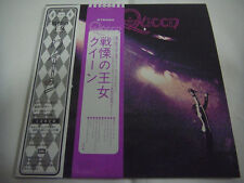 QUEEN-same JAPAN Mini LP CD w/PROMO OBI Freddie Mercury Brian May Roger Taylor
