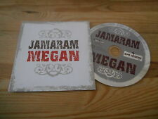 CD Reggae Jamaram - Megan (1 Song) Promo SOULFIRE ROUGH TRADE cb