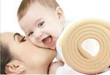 BEIGE  BP06 Child Baby Safety Cushion Glass Table edge corner guard strip kid