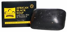 Nubian Heritage African Black Soap - 141g - Acne Control,  Healing & Detoxify