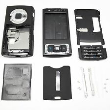 BRAND NEW KEYPAD + COVER + CHASSIS FULL HOUSING FOR NOKIA N95 1GB #H430_BLACK
