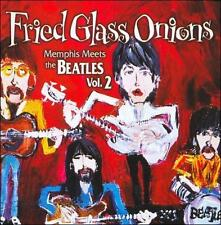 FRIED GLASS ONIONS: MEMPHIS...-FRIED GLASS ONIONS: MEMPHIS MEETS BEATLES 2CD NEW