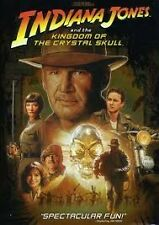 Indiana Jones And The Kingdom Of The Crystal Skull  Region 4 DVD in VGC