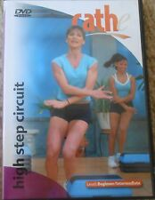 Cathe Friedrich High Step Circuit Intermediate DVD Workout Fitness Beginner