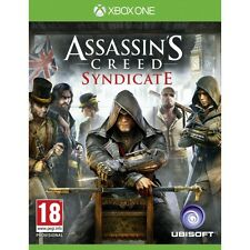 Assassin's Creed Syndicate Xbox One Game Brand New