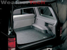 WeatherTech® Cargo Liner Trunk Mat - Ford Explorer 4-Door - 1991-2001 - Black