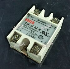 solid state relay SSR-25DA-H 25A SSR 25DA H DC TO AC relay solid state