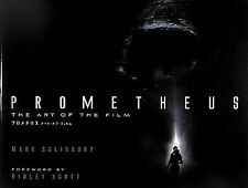 PROMETHEUS The Art of The Film Visual Book