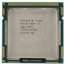 Intel Core i5-660 Processor 3.33 GHz 4 MB Cache Socket LGA1156