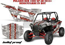 AMR Racing DECORO GRAPHIC KIT UTV POLARIS General/RZR 900s/1000xp Bullet Proof B