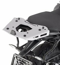 GIVI SRA5117 BMW R1200RS 2015 aluminium RACK fitting plate MONOKEY top box case