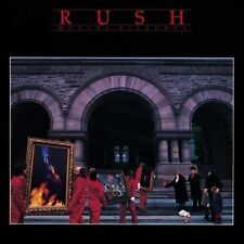 RUSH - MOVING PICTURES: REMASTERED CD ALBUM (1997)