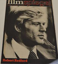 FILMSPIEGEL 20 9/1975 ROBERT REDFORD  FS 86